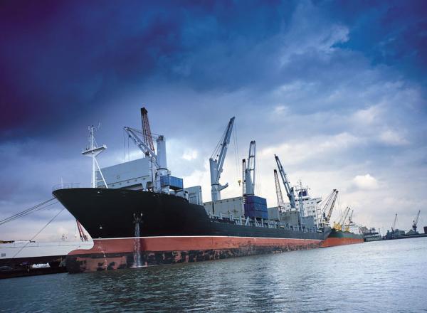 Cargo vesselshu