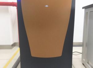 Micro heat meter